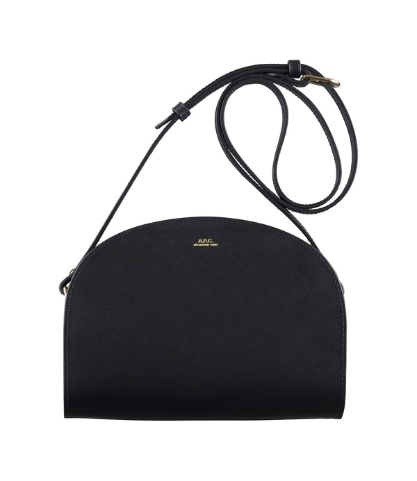 Demi-lune mini bag - LZZ - Black