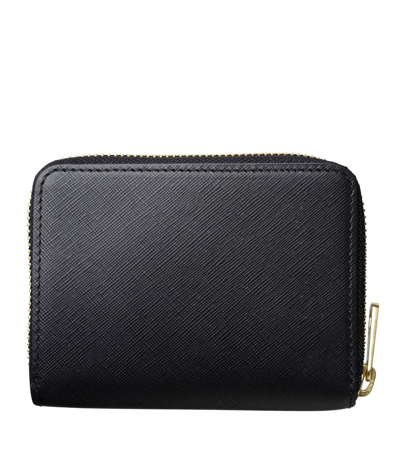 This is the Emmanuelle compact wallet product item. Style LZZ-4 is shown.
