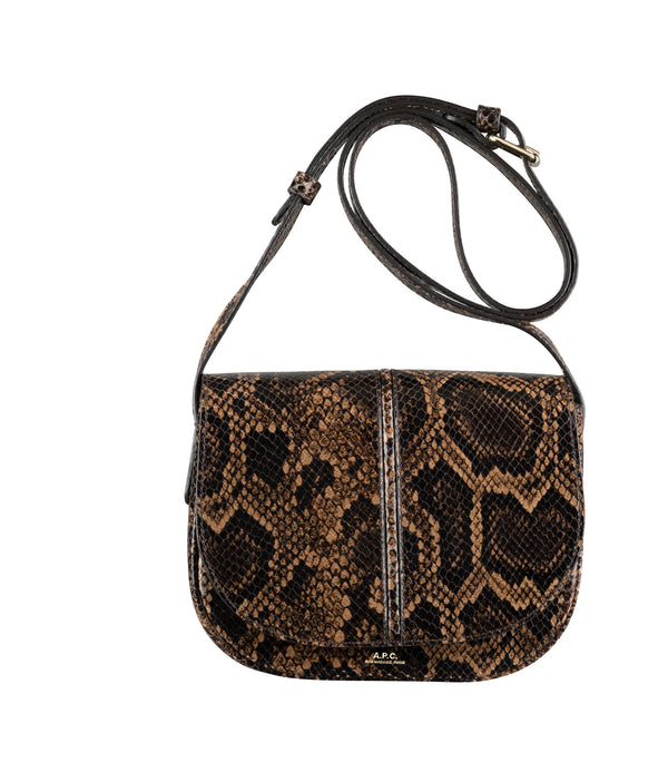 Betty bag - CAE - Dark chestnut brown