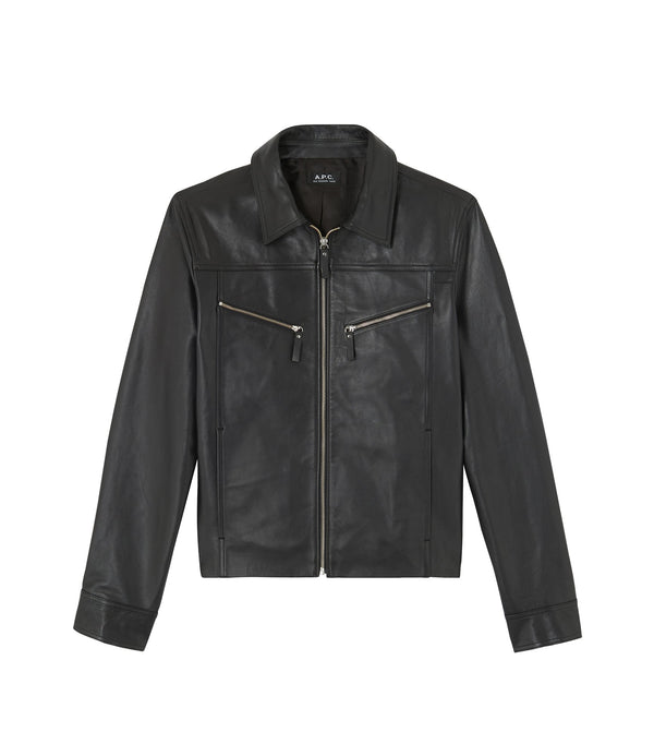 Léandre jacket - LZZ - Black