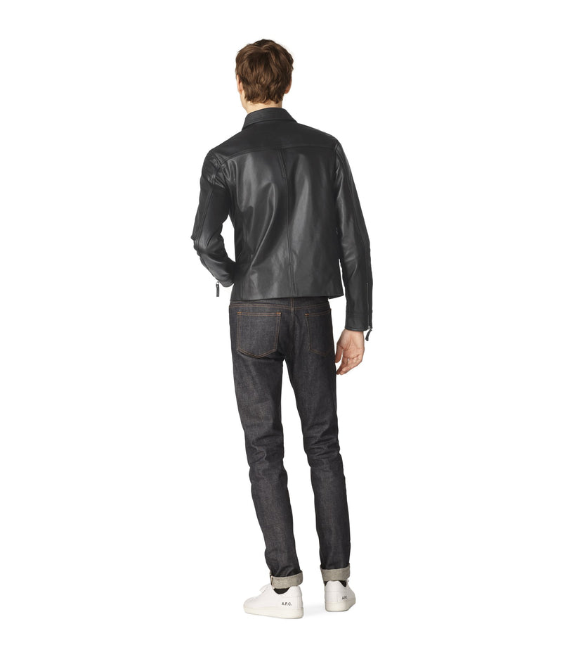 This is the Léandre jacket product item. Style LZZ-3 is shown.