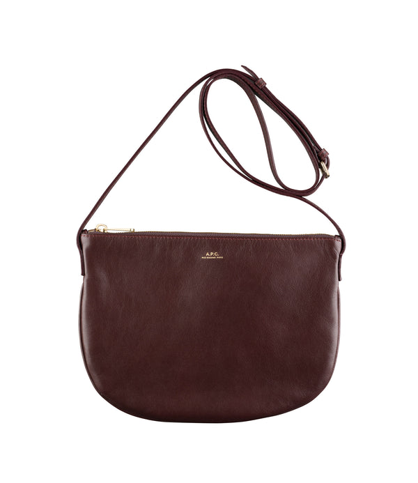 Maelys bag - GAC - Burgundy
