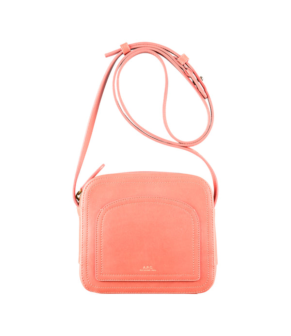 Louisette bag - EAE - Coral
