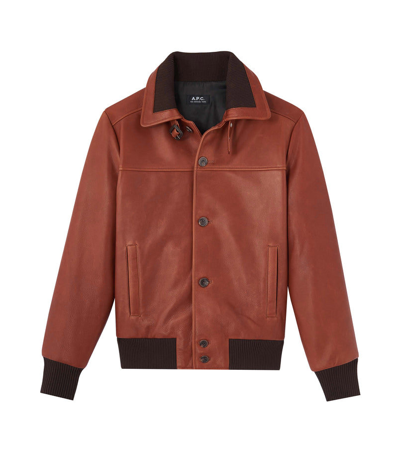 This is the Louise jacket product item. Style CAH-1 is shown.