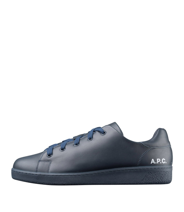 Hide sneakers - IAK - Dark navy blue
