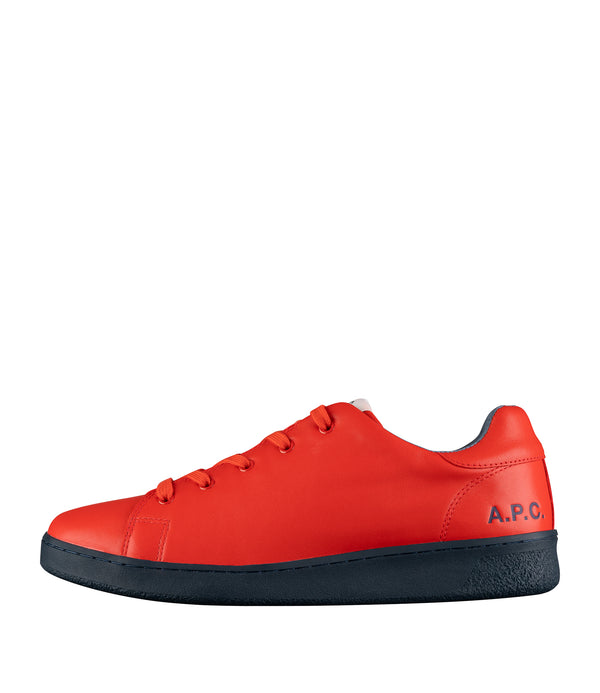 Minimal sneakers - GAA - Red