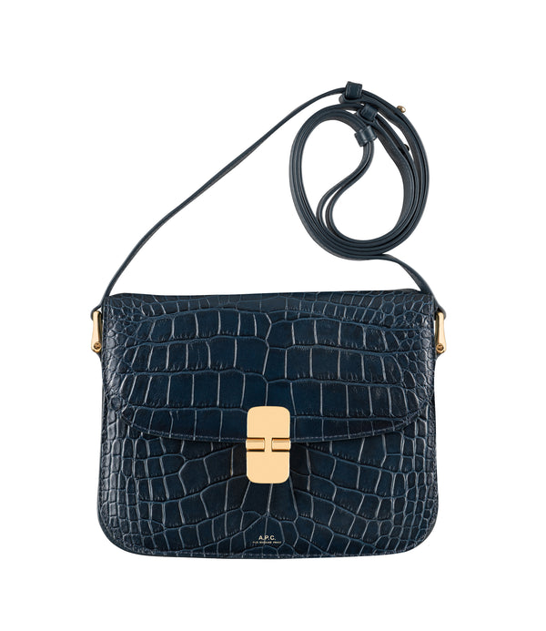 Grace bag - IAK - Dark navy blue