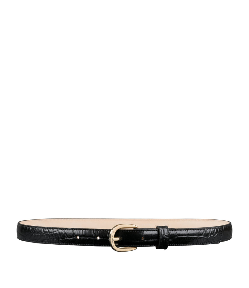 This is the Rosette belt product item. Style LZZ-1 is shown.