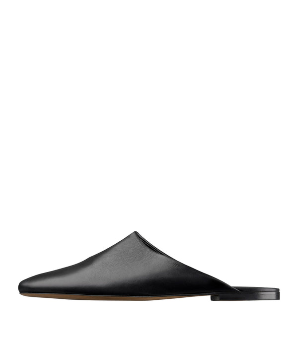 Suzanne mules - LZZ - Black