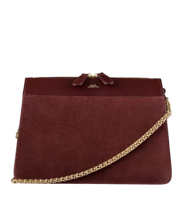 Ella bag - GAC - Burgundy