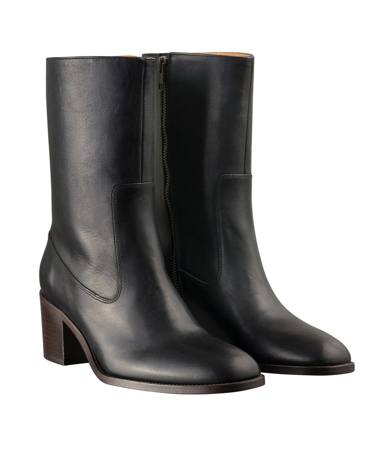 This is the Eva boots product item. Style LZZ-2 is shown.
