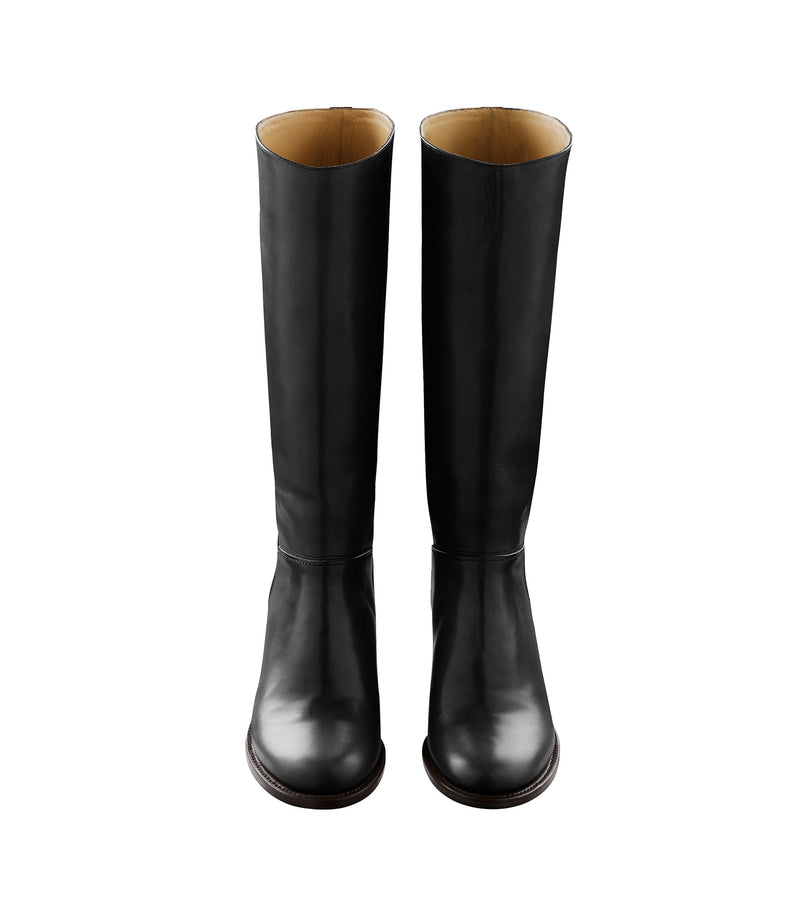This is the Iris boots product item. Style LZZ-3 is shown.