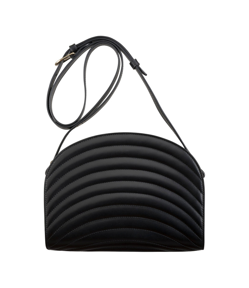 This is the Mini demi-lune bag product item. Style LZZ-2 is shown.