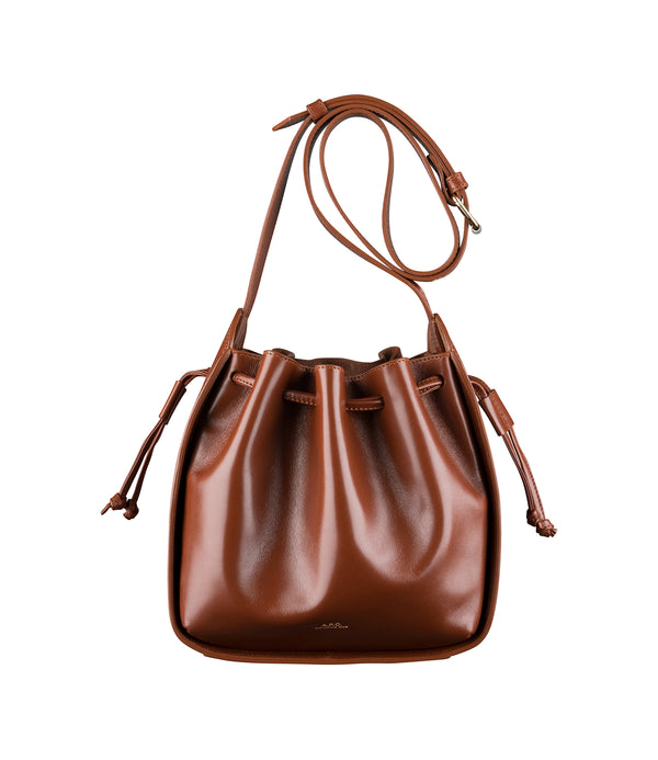 Courtney bag - CAD - Nut brown