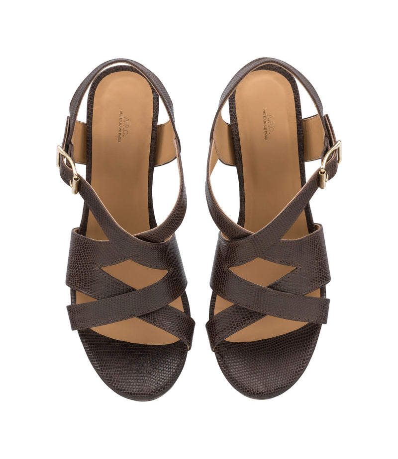 This is the Salma sandals product item. Style CAI-3 is shown.
