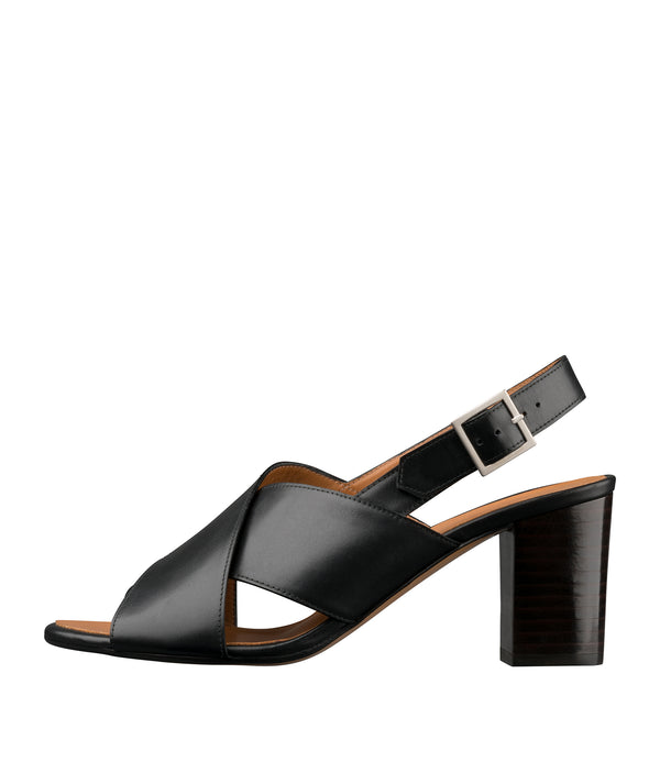Joyce sandals - LZZ - Black