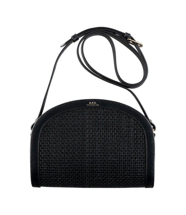 Demi-lune bag - LZZ - Black