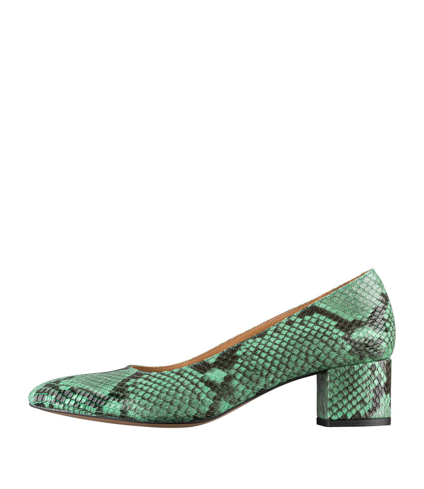 Florence pumps - KAA - Green