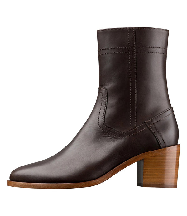 Georgia boots - CAD - Nut brown