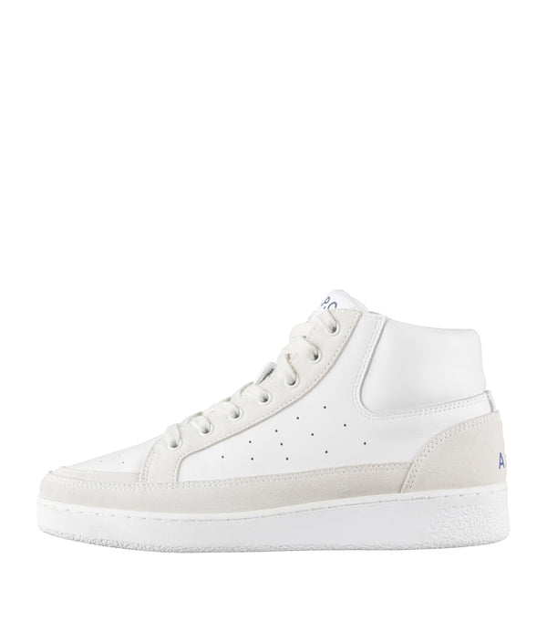 Jack ankle sneakers - AAB - White