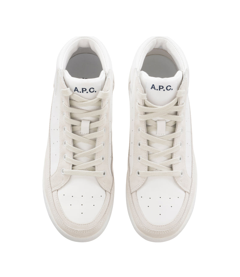 This is the Jack ankle sneakers product item. Style AAB-3 is shown.