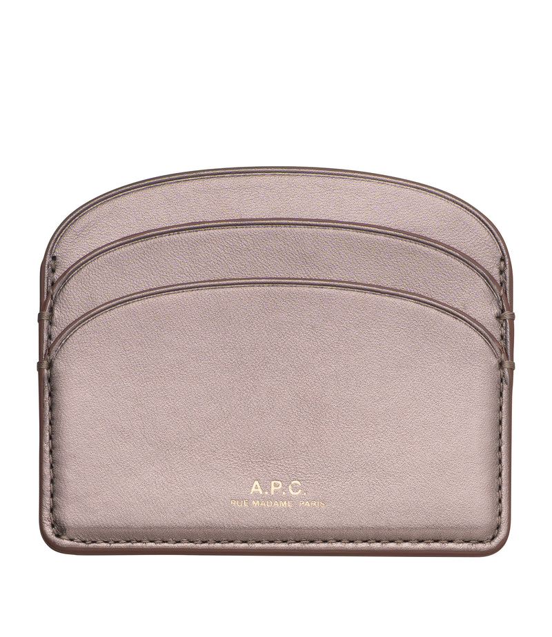This is the Demi-Lune cardholder product item. Style CAC-1 is shown.