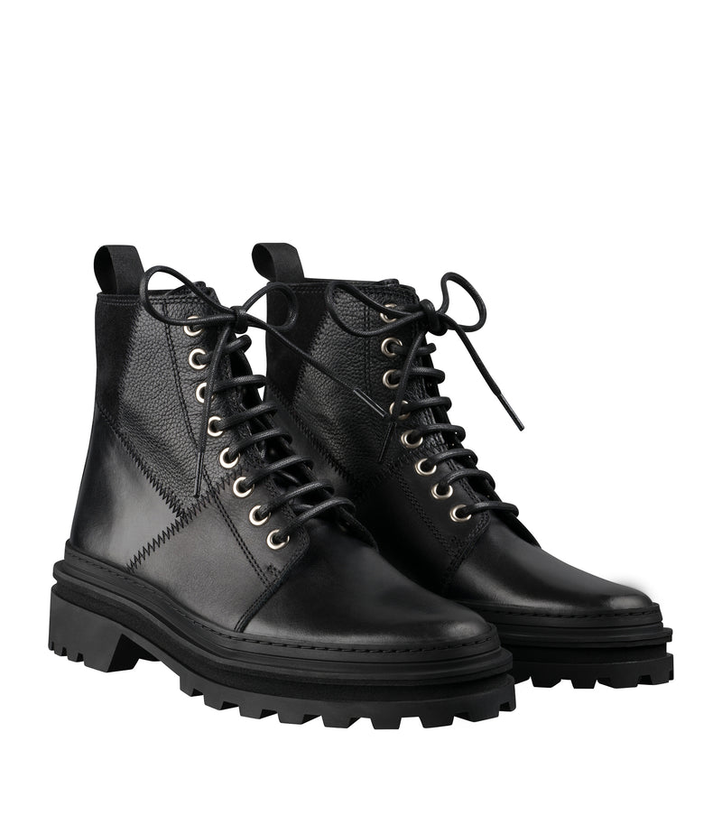 This is the Marcel ankle boots product item. Style LZZ-3 is shown.