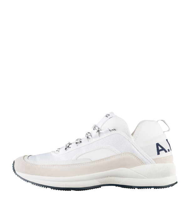 Run Around Sneakers - AAB - White