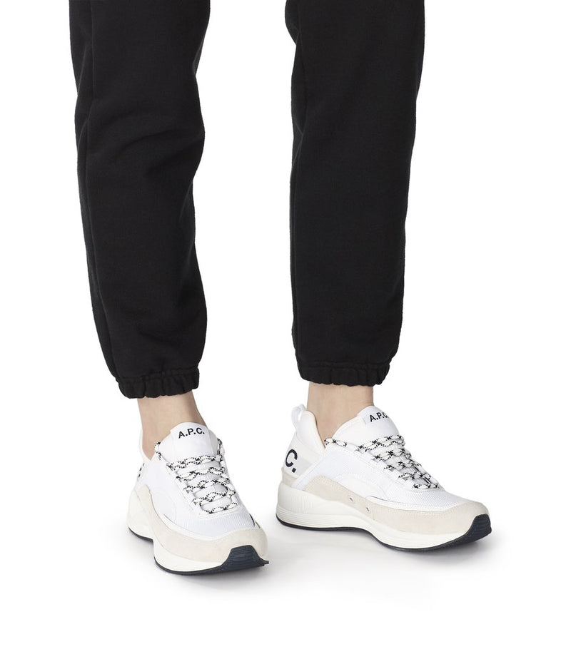 This is the Run Around Sneakers product item. Style AAB-4 is shown.
