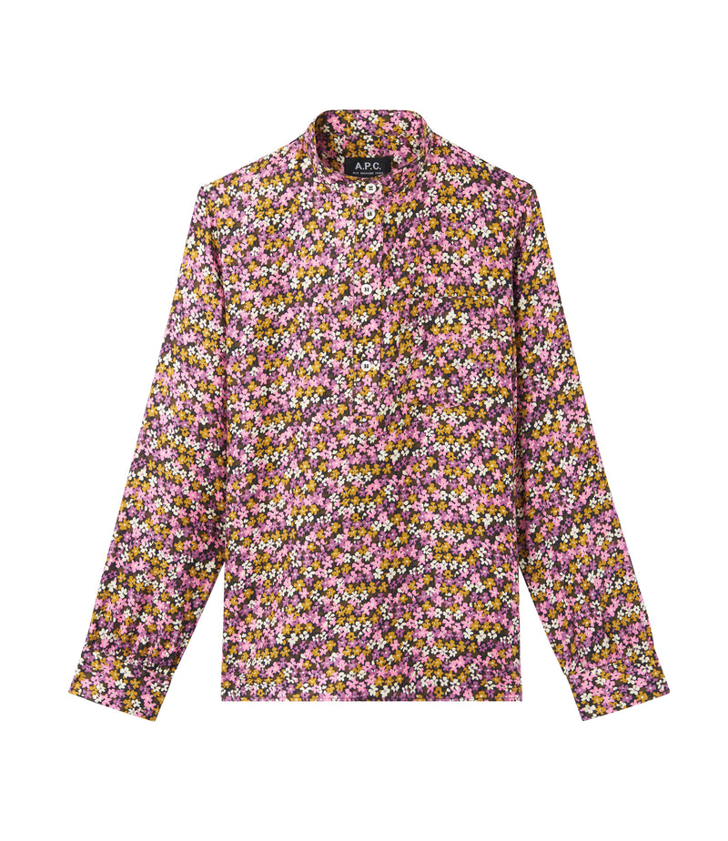 This is the Amandine blouse product item. Style FAA-1 is shown.