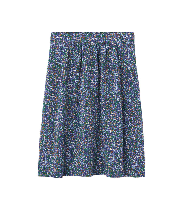 Ravenna skirt - IAA - Blue