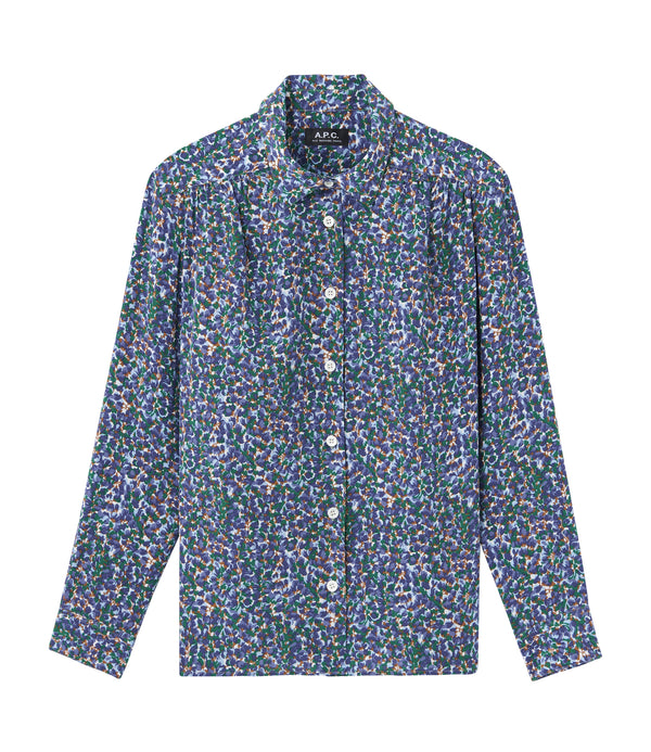 Sutton Shirt - IAA - Blue