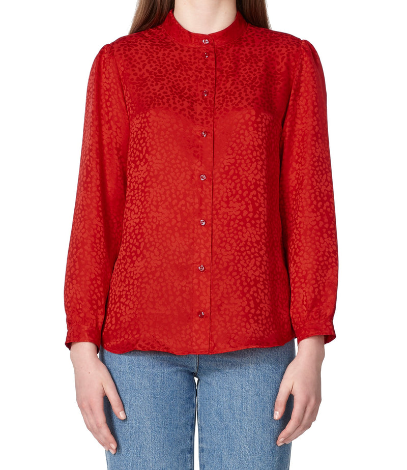This is the Aline blouse product item. Style GAA-2 is shown.