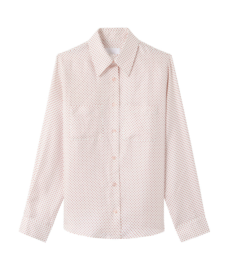 This is the Gaby shirt product item. Style AAC-1 is shown.
