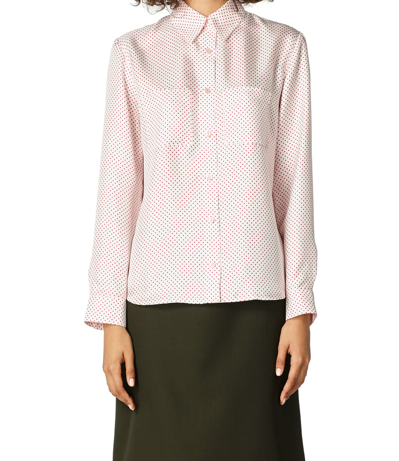 This is the Gaby shirt product item. Style AAC-2 is shown.
