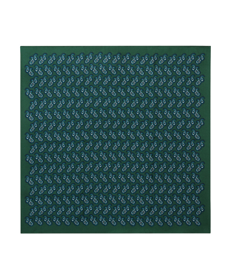 This is the Paisley bandana product item. Style KAF-1 is shown.