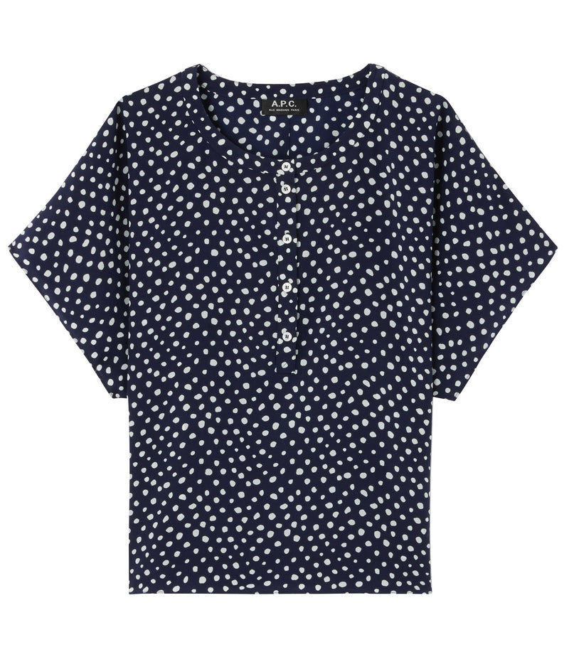This is the Marthe blouse product item. Style IAK-1 is shown.