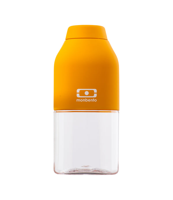 Travel water bottle - Monbento - DAA - Yellow