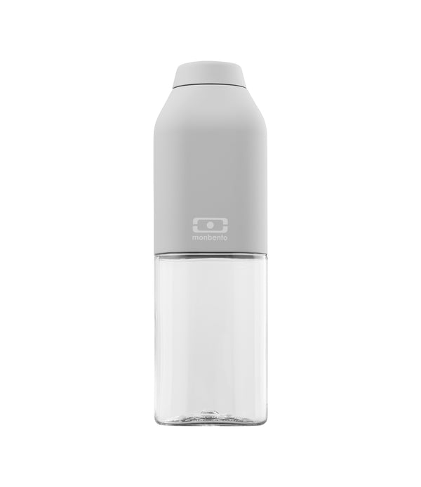 Travel water bottle - Monbento - LAA - Gray