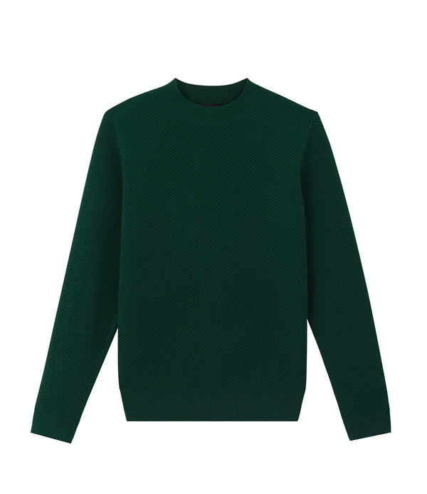 Limit sweater - KAG - Evergreen