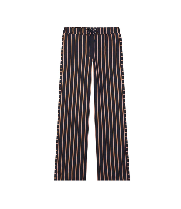 Erika pants - IAK - Dark navy blue