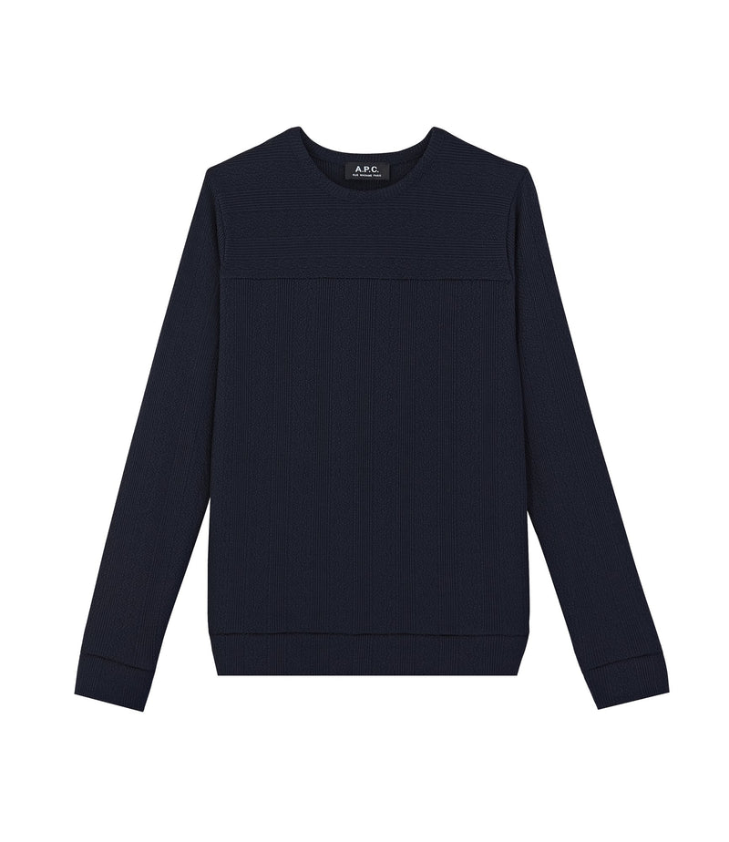 This is the Lines sweater product item. Style IAK-1 is shown.
