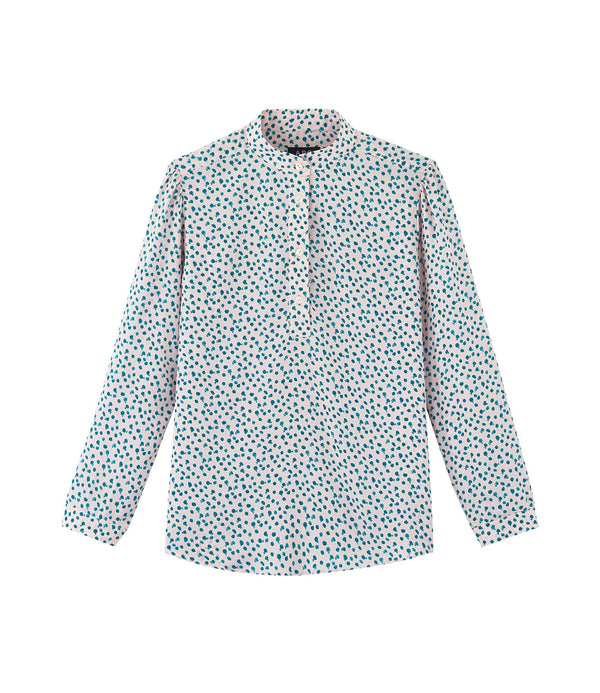 34776e00a6db34 Women's Tops: Blouses, Bottom Up Shirts, Long Shirts | A.P.C.