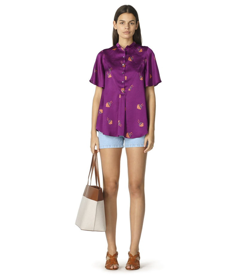 This is the Giorgia blouse product item. Style HAA-2 is shown.