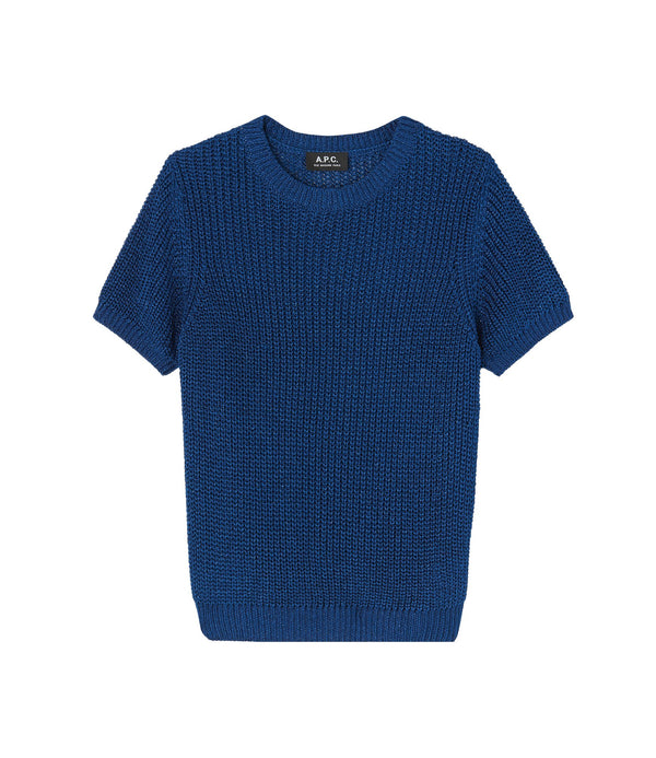 Audrey sweater - IAH - Dark blue