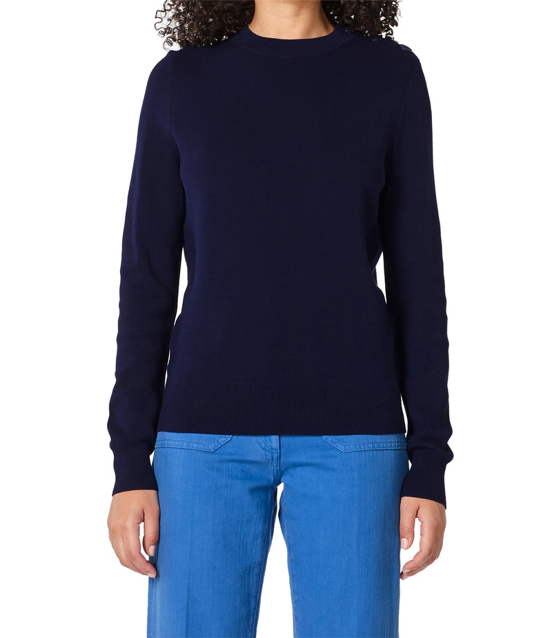This is the Caroline sweater product item. Style IAJ-4 is shown.