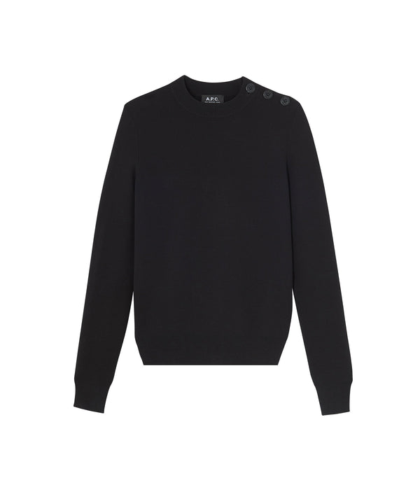 Caroline sweater - LZZ - Black
