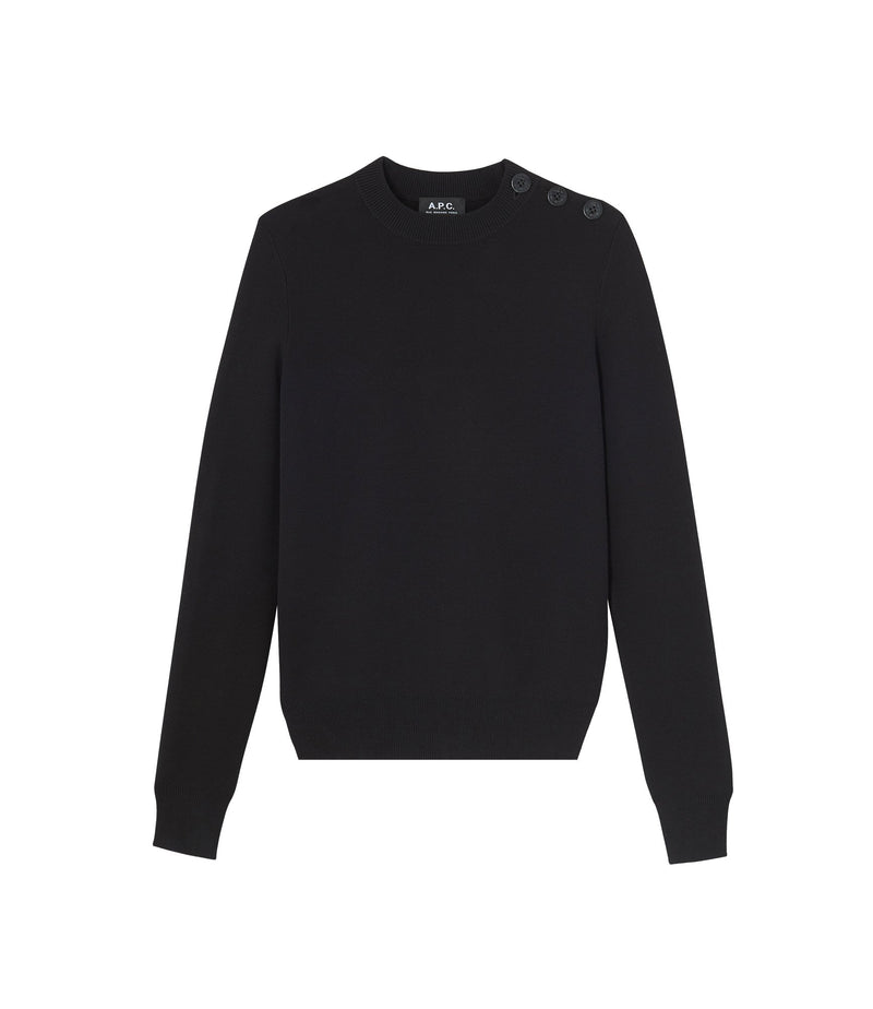 This is the Caroline sweater product item. Style LZZ-1 is shown.