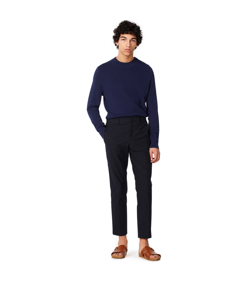 This is the Leonard sweater product item. Style IAJ-2 is shown.