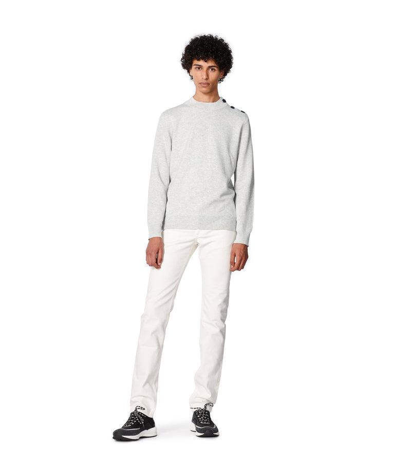This is the Leonard sweater product item. Style PLB-2 is shown.